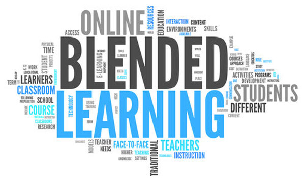 Blended-Learning-Word-Cloud